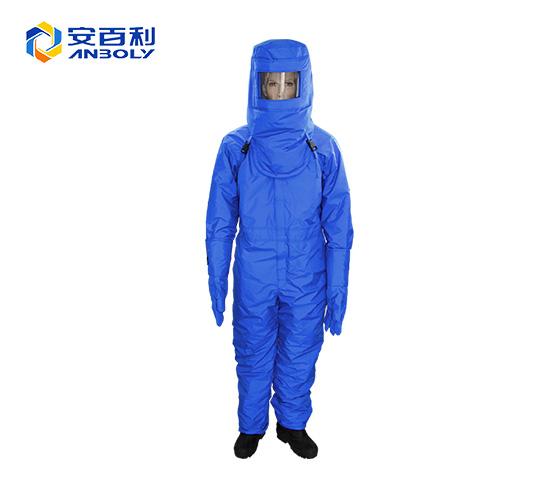 安百利ABL-F10 超低温防护服连体