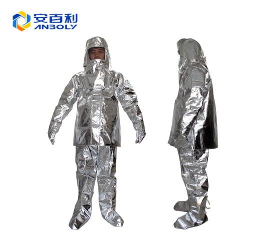 安百利ABL-F11 阻燃铝箔隔热服