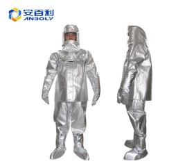 安百利ABL-F012 芳纶镀铝隔热服